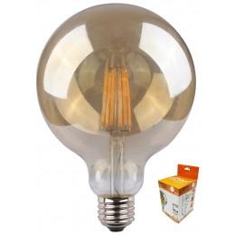 LAMP. LED BOLA VINTAGE 8W/2000K