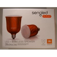 LAMPADA LED + WIRELESS SPEAKER