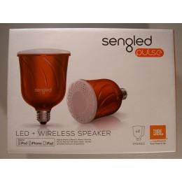 LAMPADA LED + WIRELESS SPEAKER
