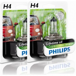 Philips H4 LL EcoVision
