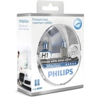 Philips WhiteVision H1 + W5W