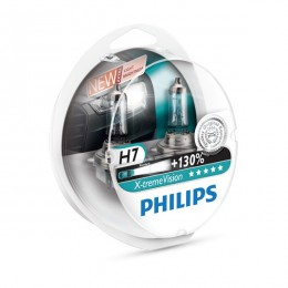 Philips Xtreme Vision H7 +130%